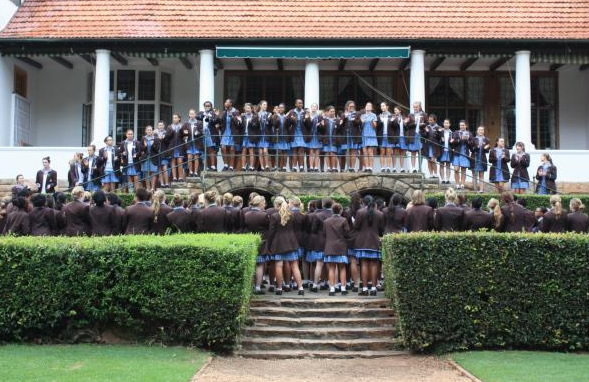 st andrews girls St michael's is the oldest girls' school north of the orange river it was founded by bishop webb in 1874,  school email: sms@stmscoza.